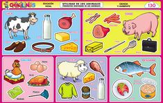 Role Play Areas Eyfs, Farm Animals For Kids, Community Helpers Worksheets, Tagalog Words, Printable Christmas Coloring Pages, Preschool Learning Activities, Class Decoration, Animal Projects, Christmas Colors
