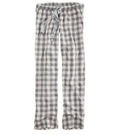 AERIE PRETTY FLANNEL SLEEP PANT