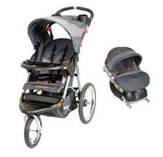 Baby Trends Jogging Stroller Travel System