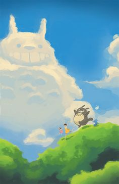 My Neighbour Totoro!