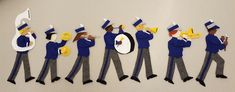 Fun with Friends at Storytime: Everyone Loves a Marching Band!