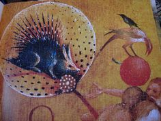 The Garden of Earthly Delights - Detail