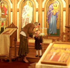 A Guide for Engaging Young Children in Worship and Church [www.stlukeorthodox.com/html/parishinfo/helpchildrenworship.cfm]