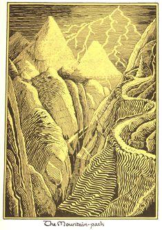 J.R.r. Tolkien Original Drawings - Bing Images