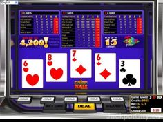 #Great selection of 103 free #Video Poker games >> jackpotcity.co/free-video-poker.aspx