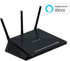 The NETGEAR Nighthawk Smart Wi-Fi Router delivers extreme Wi-Fi speed for gaming up to The Dual Core processor boosts wireless & Wireless Wifi Router, Gaming Router, Monitor, Dual Band Router, Router Reviews, Internet Router, Tecnologia