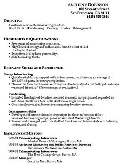 Resume Objective For Sales Software Developer Resume Example  Httptopresumesoftware .
