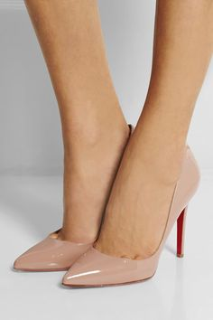 Christian Louboutinnude Pigalle pumps