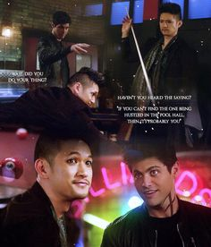 "Shadowhunters 2x06 ""Iron Sisters"""