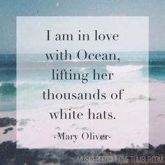 Music + Freedom + Love #nature #quotes #maryoliver