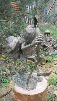 troll garden ornaments - Google Search