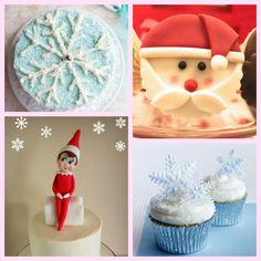 Our 18 most favorite Christmas tutorials | CakeJournal.com
