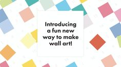 Make a Post-it® Note Mural