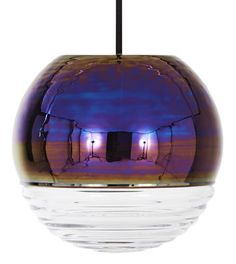 Flask Ball Pendant - Ø 18 cm by Tom Dixon