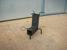 Amazing mini stove that works on twigs that double burn and give you great heat ans fast cooking. Love it.