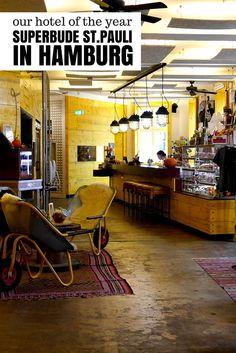 Superbude St.Pauli, Hamburg