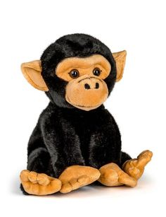 WHAT'S INCLUDED: From a realistic design and distinctive facial markings, this plush Chimp is simply irresistible! This plush Chimp is huggable, hand-washable, soft, shed-free and made from high quality acrylic, polyester and stitching to ensure added safety!  	 DIMENSIONS: Measuring at 12 inches, our adorable Chimp stuffed animals are comfortable and soft to the touch! The perfect size for at home and take on the go play!  	 MULTI-PURPOSE: Expand your child's interest in wildlife studies…