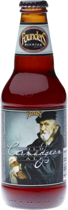Curmudgeon Old Ale Founders Brewing // 7.7/10