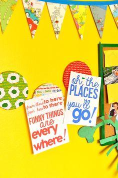 Dr. Seuss Quotes Free Printables - Sweet C's Designs