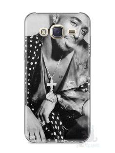 Capa Capinha Samsung J7 Tupac Shakur #3 - SmartCases - Acessórios para celulares e tablets :)