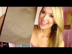 HAUL: Louis Vuitton, Beauty Store + More!