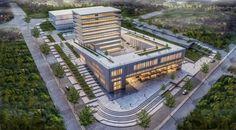 3.Mansiyon - TESKİ Hizmet Binası Mimari Proje Yarışması - kolokyum.com