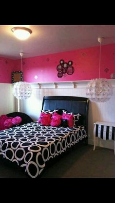 Zebra Bedroom Re Do For My Daughter! Some Purchased Items And Several DIY  Items! | Zebra Print Takeover | Pinterest | Bedrooms, Room And Room Ideas