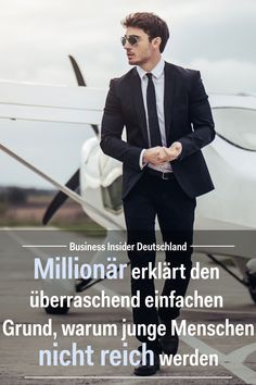 millionaire explains the surprisingly simple reason why young people do not get rich - Finance Finance Jobs, Savings Planner, Budget Planer, Building An Empire, Make Easy Money, How To Become Rich, Law School, Sweet Life, Online Jobs