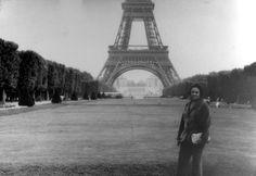 Paris Torre Eifell ;10.07.1969