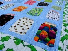 Bug Jar Quilt Block Tutorial, lots of good directions and illustrations.