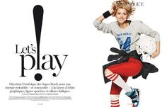 Let's Play (Vogue Paris)