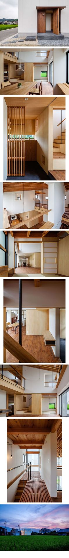 HOUSE YM by Fumihito Ohashi Architecture Studio in Mie, Japan