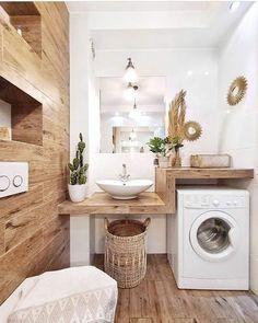 Décorer ma petite salle de bain #décoration #déco #interior #salledebain
