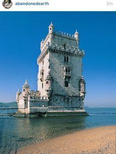 Belém Tower, Lisboa, Portugal