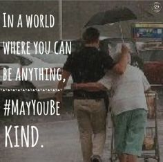 #MayYouBe CHALLENGE DAY 19 - #MayYouBe Kind! CHALLENGE DAY 19: In a world where you can be anything, be kind. Too often kindness is written off […] Project Happiness | http://wp.me/p5qhzU-j15 | #Happiness #wellbeing
