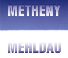 """Released on September 12, 2006, """"Metheny/Mehldau"""" is an album by Pat Metheny and Brad Mehldau, plus on two tracks Jeff Ballard and Larry Grenadier. TODAY in LA COLLECTION on RVJ >> http://go.rvj.pm/bom"""