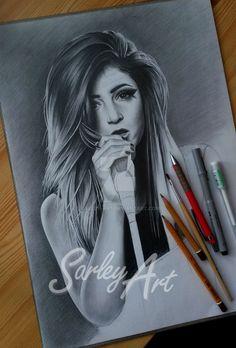 Chrissy Costanza by Sarley-Art.deviantart.com on @DeviantArt