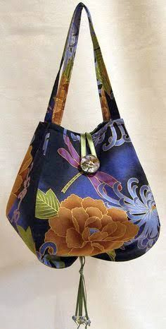 two hour tulip purse pattern free - Google Search