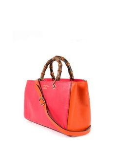 Gucci: totes bags online - Exclusive Bamboo shopper bag