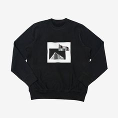 Image of the metropolis crewneck