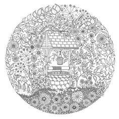 imagens de qualidade do livro jardim secreto para imprimir gratis - Pesquisa Google