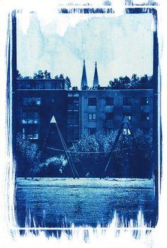 cyanotype © jürgen modis - cologne