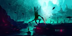 Anton Fadeev: The Art of Duelyst