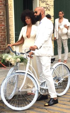 Solange Marries Alan Ferguson in Front of Beyoncé, Jay Z and More! | E! Online Mobile