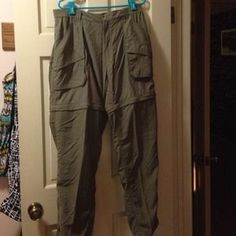 I just added this to my closet on Poshmark: Cargo Hiking Pants. Price: $20 Size: XL