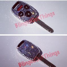Bling car key