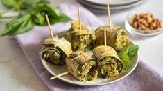 Looking for low-sodium snack ideas for summer? Grill up this easy zucchini recipe with Parmesan pesto for a healthy summer dish, snack, or appetizer! Vegetable Appetizers, Hot Appetizers, Healthy Baking, Healthy Snacks, Healthy Recipes, Easy Zucchini Recipes, Snack Recipes, Broccoli Balls Recipe, Low Sodium Snacks
