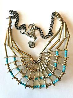 Jewelry Sets Fashion Jewelry Nice Yellow Peach Acrylic Set Bib Festoon Necklace Pierced Earrings Gold Tone Flowers