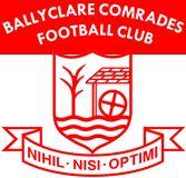 Ballyclare Comrades F. Soccer Teams, Football Team, British Football, Crests, Northern Ireland, Badges, Irish, San, Club