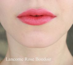 lancome rouge in love last